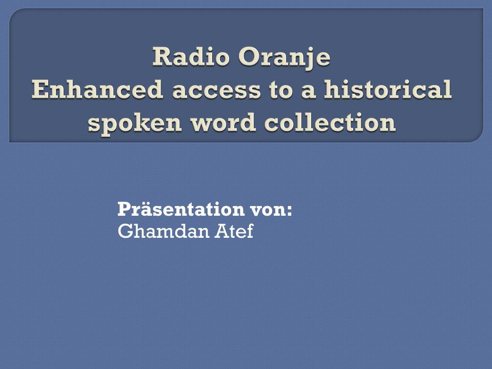 Präsentation von: Ghamdan Atef