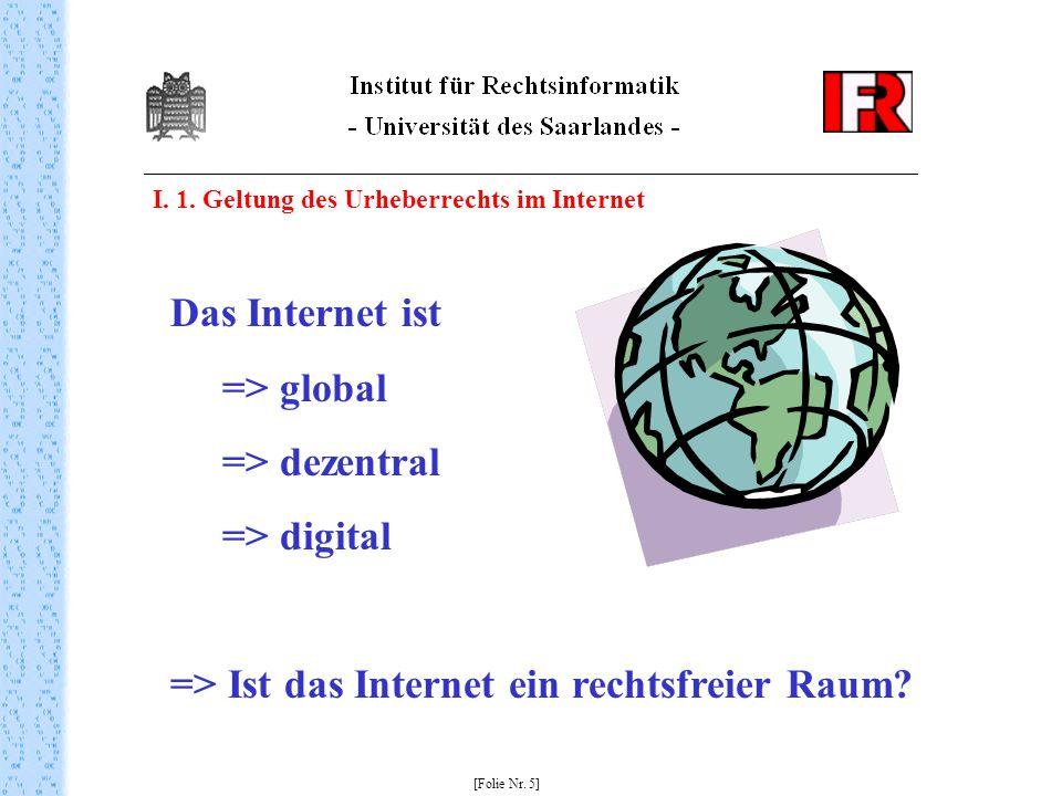 II.5. Urhebervertragsrecht dd) sog.