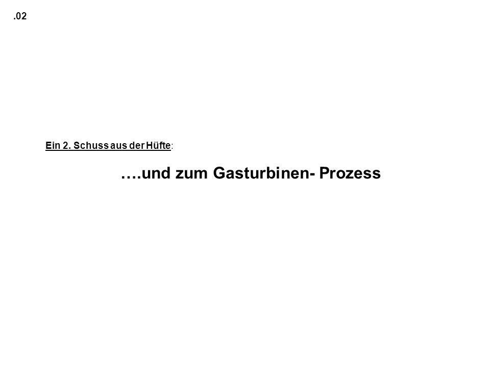 Ein 2. Schuss aus der Hüfte: ….und zum Gasturbinen- Prozess.02