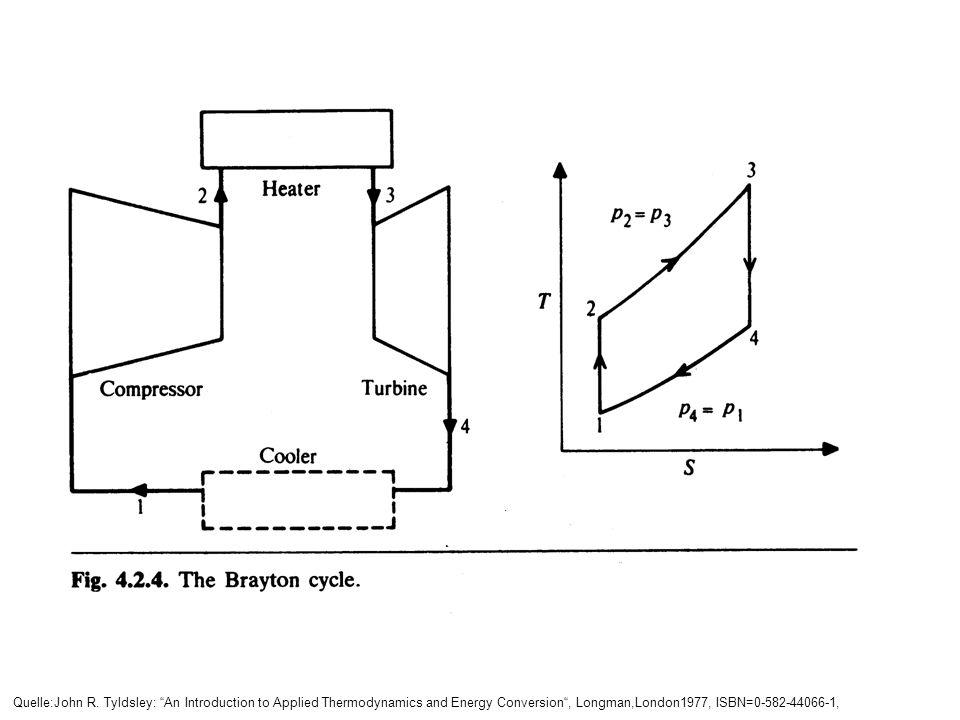 Bild VIII.3 Exergieflußbild für ein Wärmekraftwerk Quelle: E.