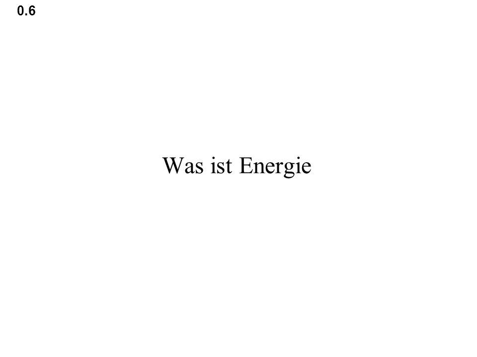 Was ist Energie 0.6