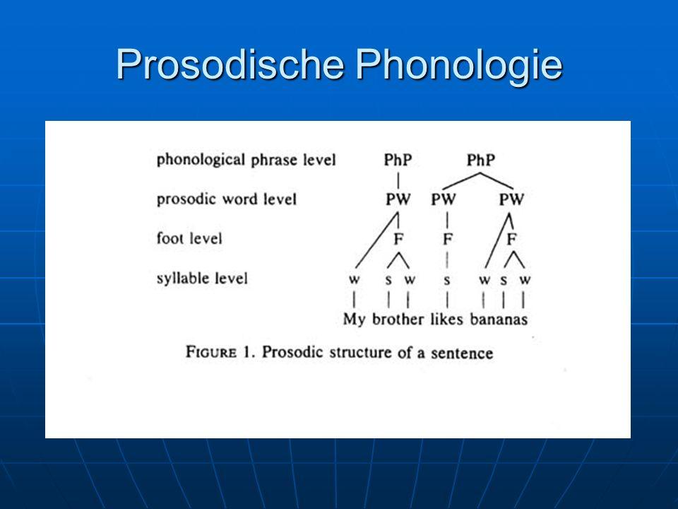 Prosodische Phonologie