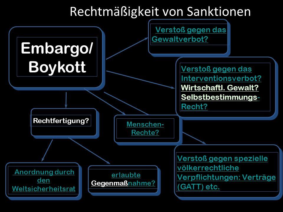 Allgemeine Literatur Combacau, J., Sanctions, in: Bernhardt, R.