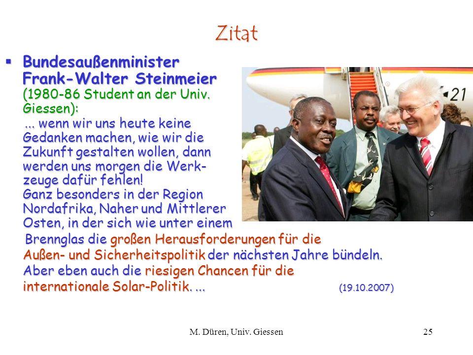 M.Düren, Univ. Giessen25 Zitat...