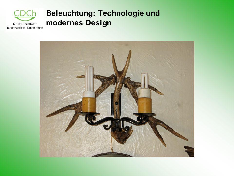 Beleuchtung: Technologie und modernes Design