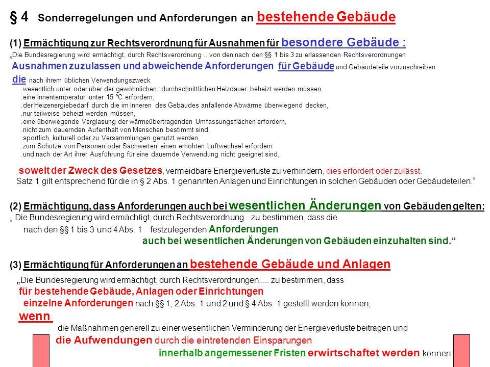 Nutzenergie (Raumgrenze) Endenergie (Gebäudegrenze) Primär- energie Urquelle: Prof.Heinrich, Uni Kaiserslautern, Vortrag Bingen 2002 Bezug auf die eingesetzte Primärenergie