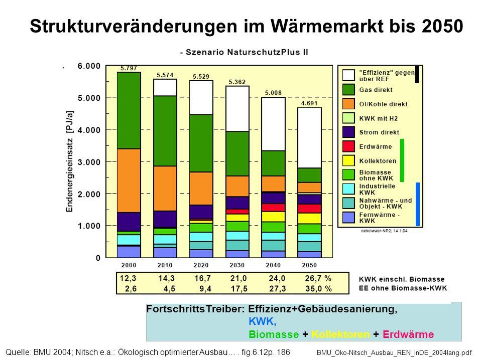 Quelle: BMU 2004; Nitsch e.a.: Ökologisch optimierter Ausbau…. fig.6.12p. 186 BMU_Öko-Nitsch_Ausbau_REN_inDE_2004lang.pdf Strukturveränderungen im Wär