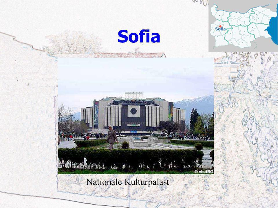 Sofia Nationale Kulturpalast
