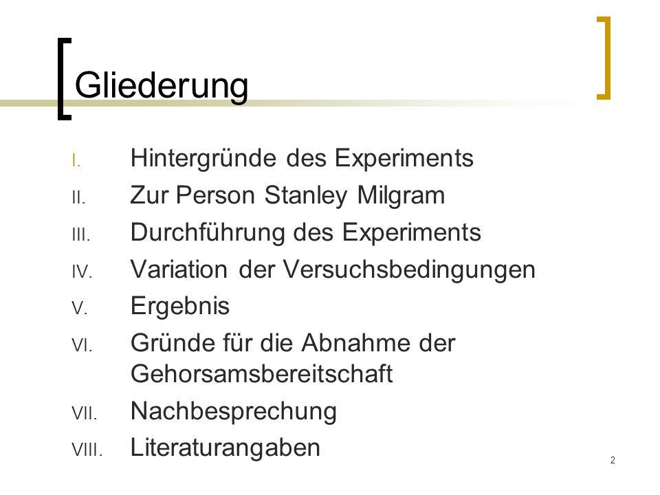 3. Hintergründe des Experiments