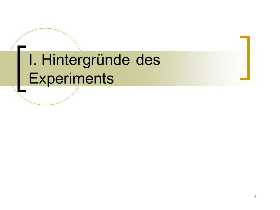 4 1. Ziel des Experiments Verbrechen aus der Nazi- Zeit sozialpsychologisch zu erklären