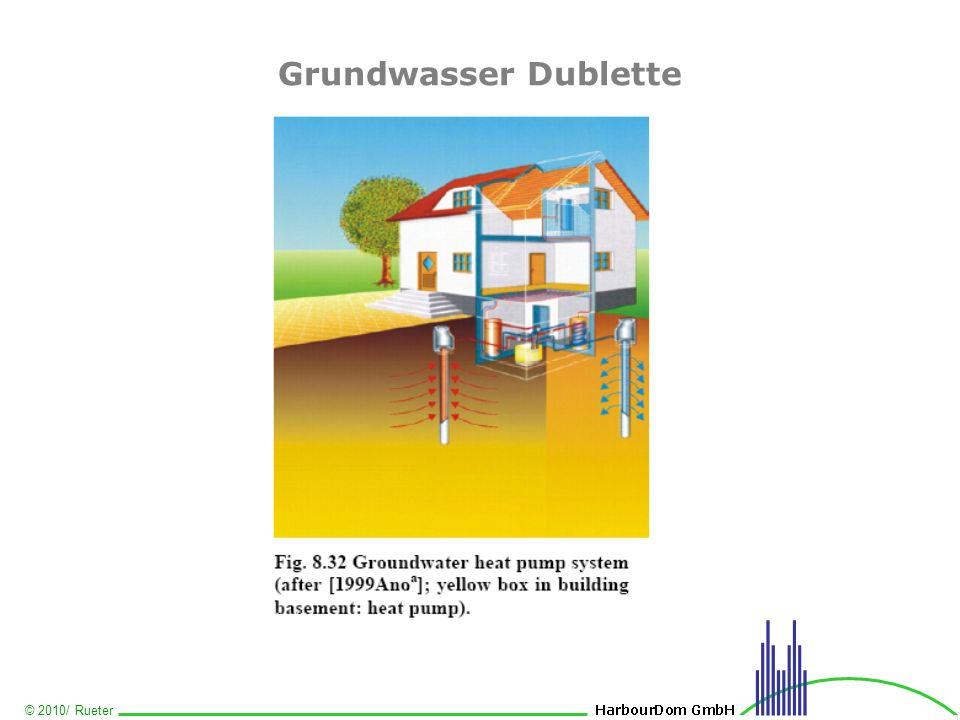 © 2010/ Rueter Grundwasser Dublette