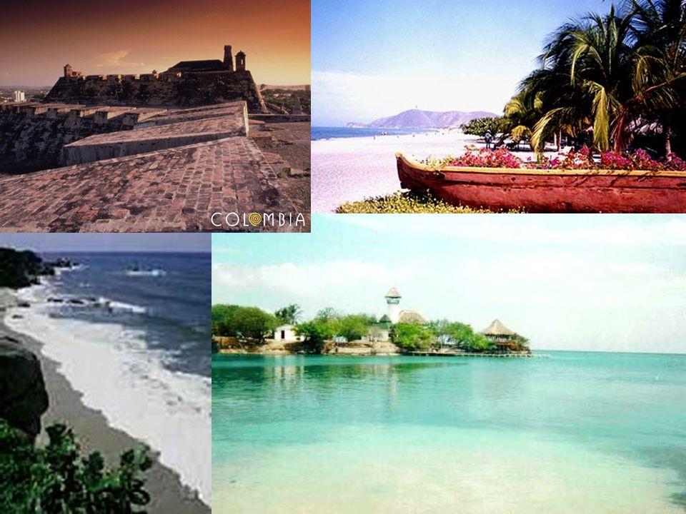 Santa Marta/ Barranquilla/Cali Andere Region