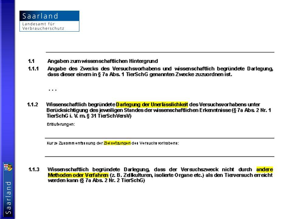 Leitfaden für die Durch-führung von Informations-recherchen im Rahmen des Genehmigungsverfahrens für Tierversuche der ZEBET