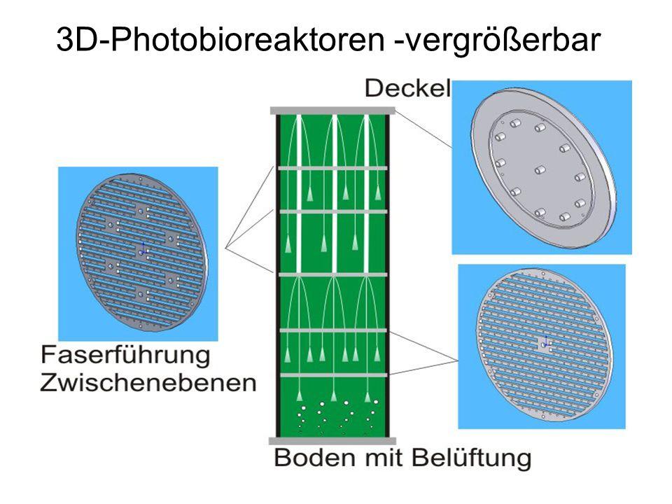 11 3D-Photobioreaktoren -vergrößerbar