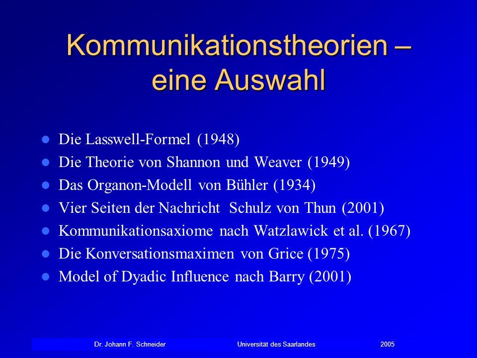 Dr.Johann F.