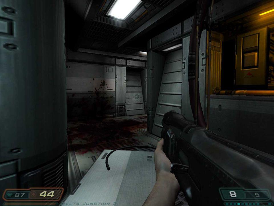 6 Hand-Auge Koordination, sowie Geschicklichkeit und Reflexe gefordert, dreidimensionale Vorstellung Mittlerer Wiederspielwert, außer als Multiplayer- Variante Hohes Gewaltpotential