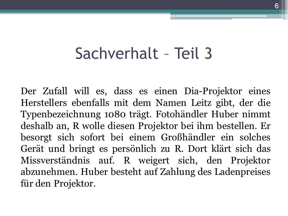 Sachverhalt – Teil 3 Der Zufall will es, dass es einen Dia-Projektor eines Herstellers ebenfalls mit dem Namen Leitz gibt, der die Typenbezeichnung 10