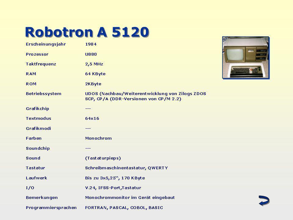 Robotron A 5120