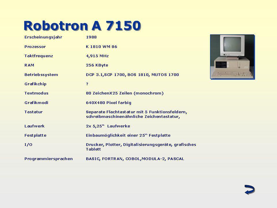 Robotron A 7150