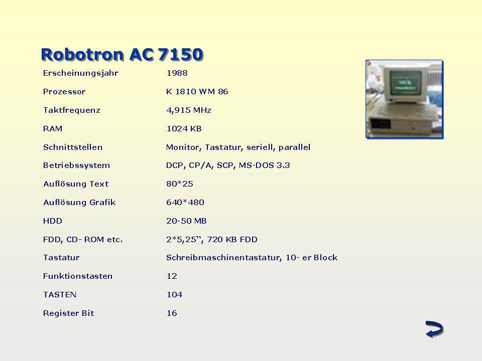 Robotron AC 7150