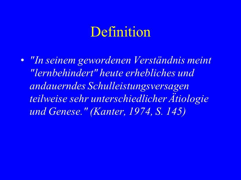 Epidemiologie -überwiegend untere Sozialschicht (ca.