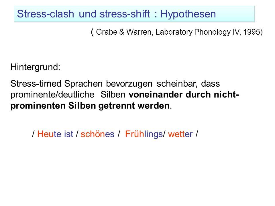 Vergleiche zwischen Englisch und Deutsch.