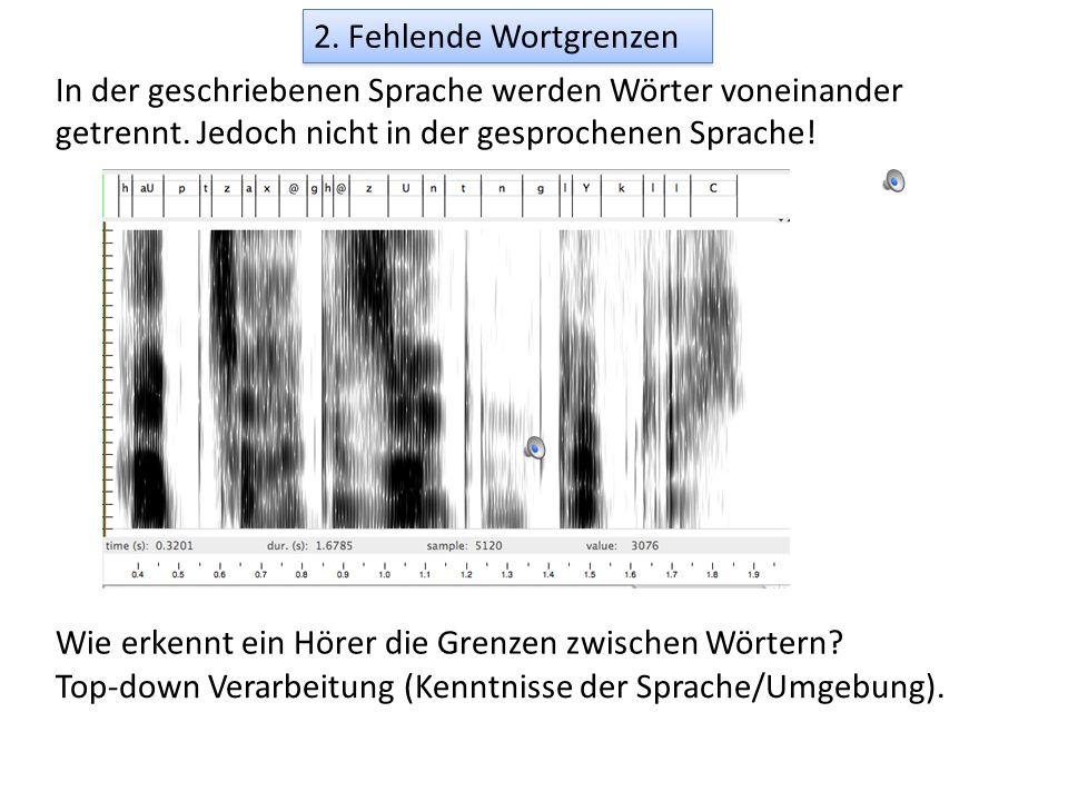 brauchenfahrenschauen Beispiele vorbereitet von Frank Zimmerer u. Henning Retz, Institut für Phonetik, Universität Frankfurt Spontansprachliche Variab