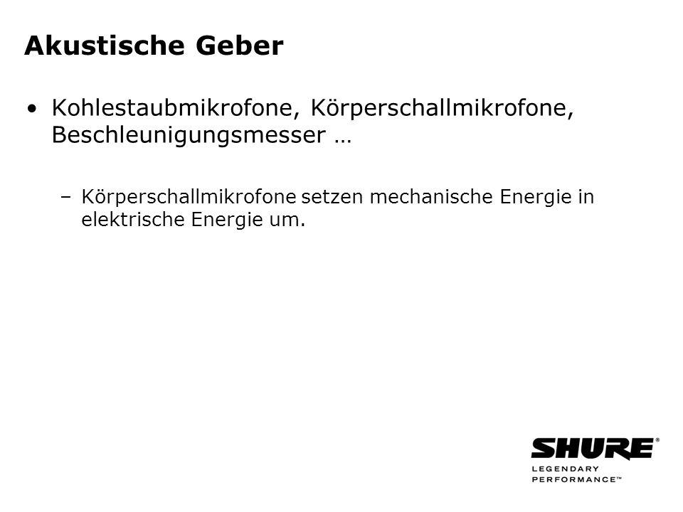 Kondensatormikrofon SHURE Beta87
