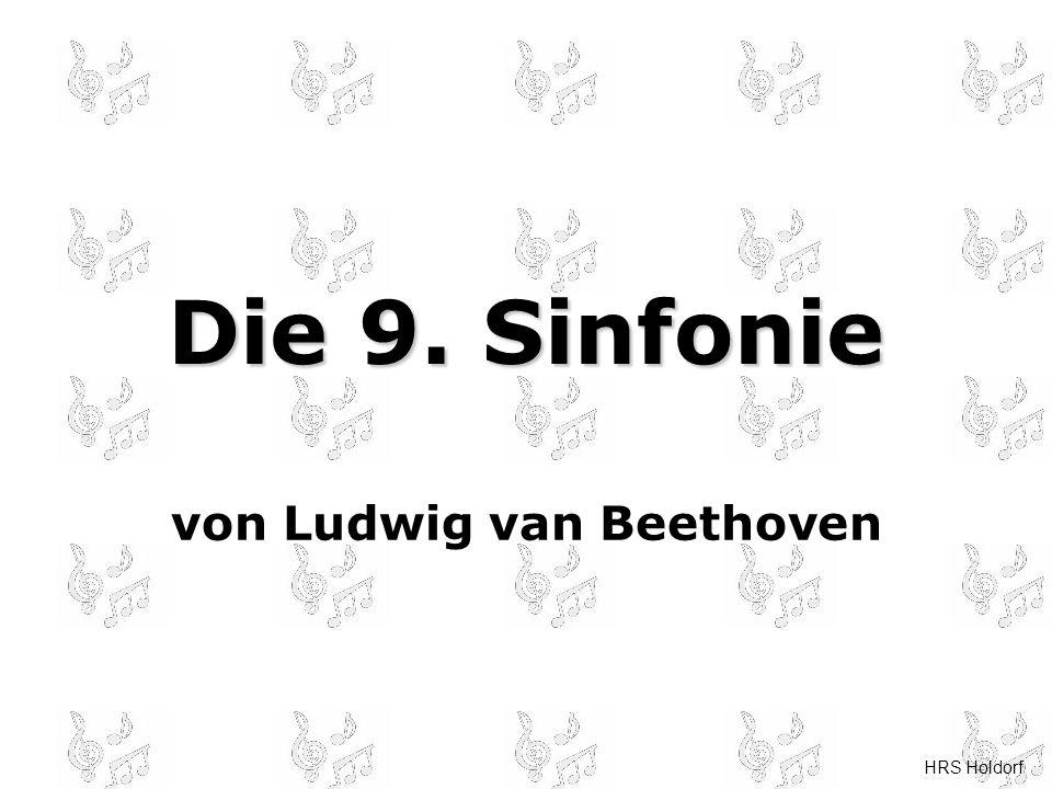 HRS Holdorf Die 9. Sinfonie von Ludwig van Beethoven