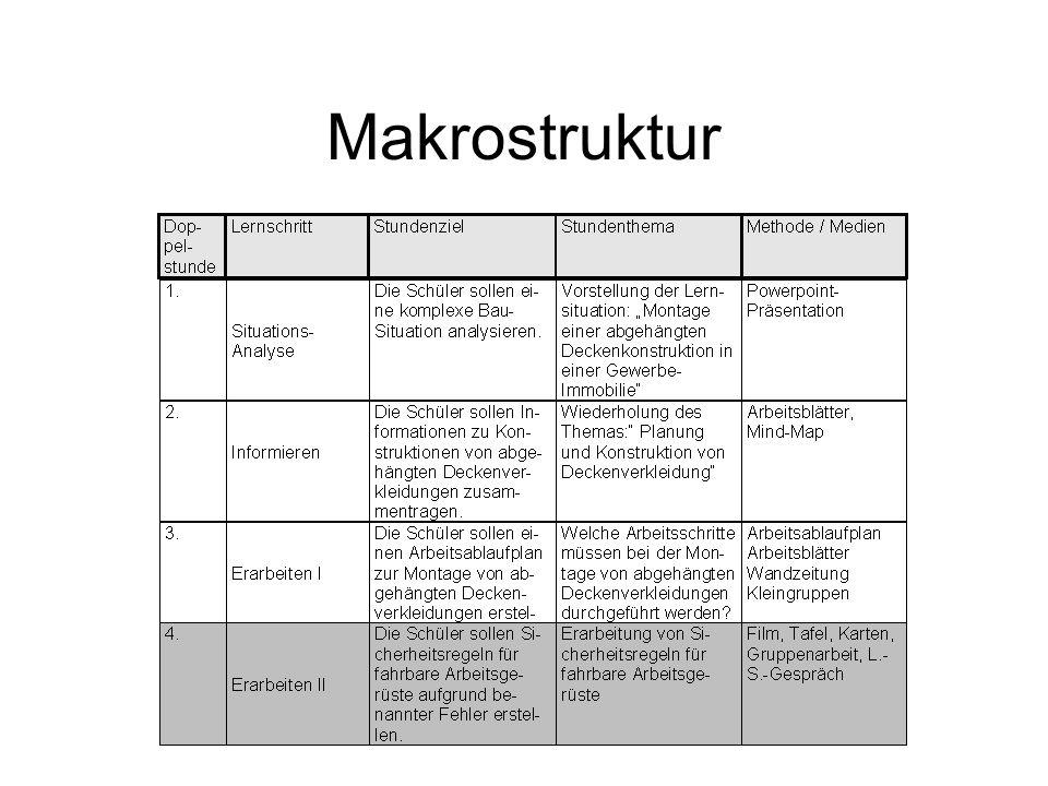 Makrostruktur