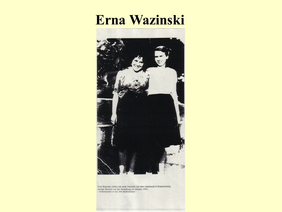 Erna Wazinski