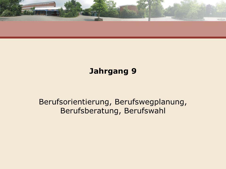 08.09.2009 Berufsinformationszentrum, Hildesheim 2 Berufe erkunden; Kennenlernen der Berufsberaterin Frau Klug