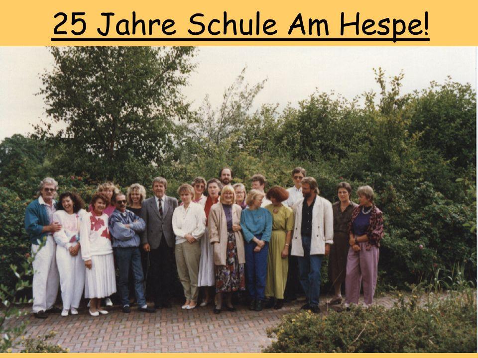 25 Jahre Schule Am Hespe!