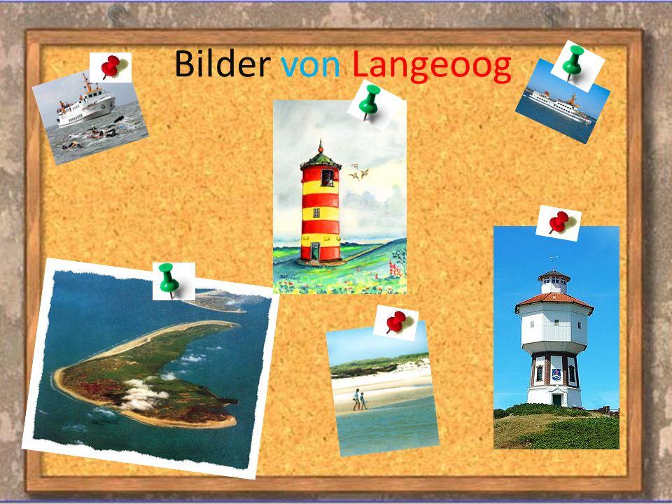 Bilder von Langeoog