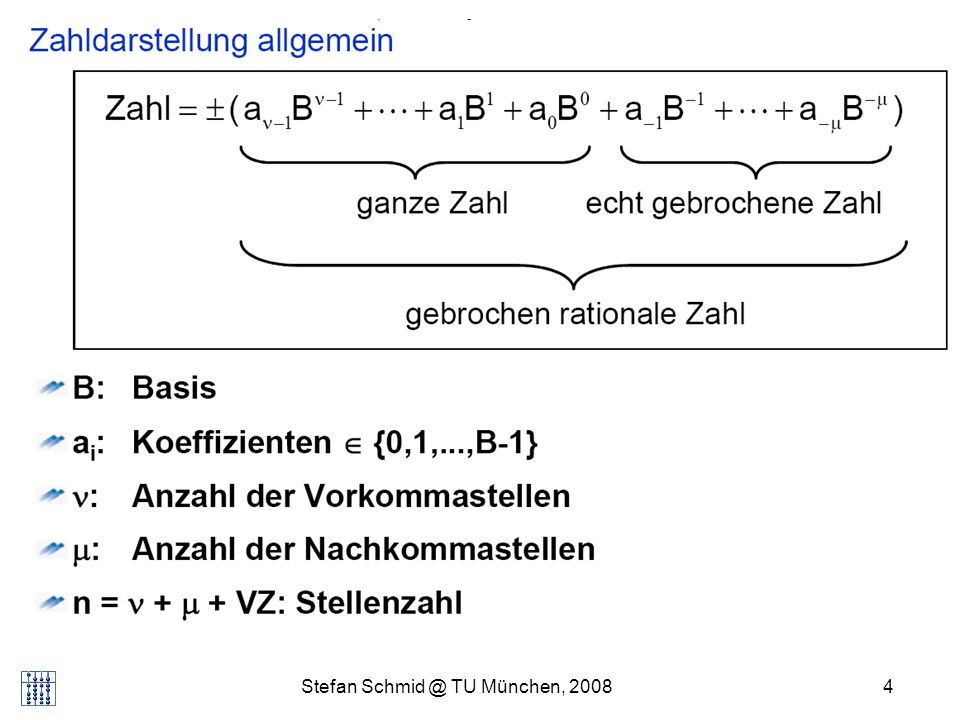 Stefan Schmid @ TU München, 20084 DISTRIBUTED COMPUTING