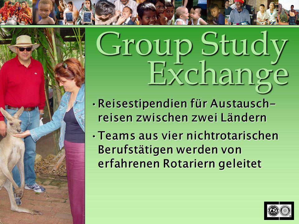 Studiengruppenaustausch Eine Studiengruppe aus Distrikt 1810 unter Leitung von Past Präsident Jochen Merkel/RC Bonn- Rheinbrücke war vom 3.