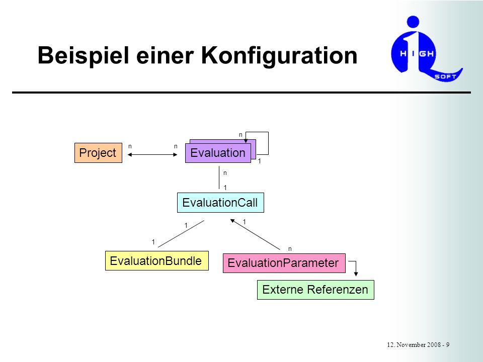 Beispiel einer Konfiguration 12.