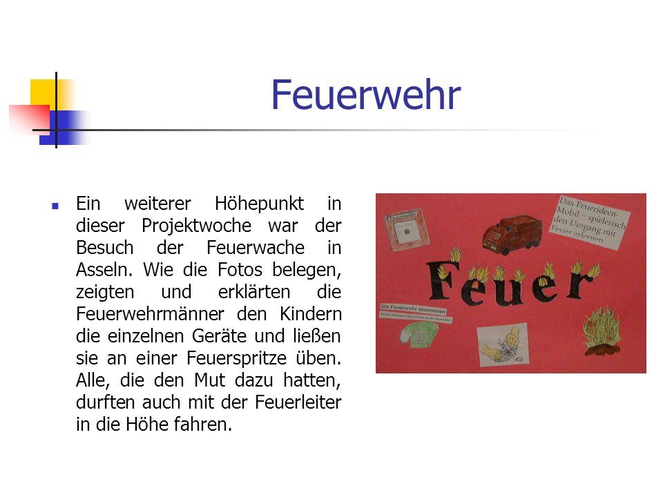 Besuch bei der Berufsfeuerwehr Dortmund, Wache 3 26.06.2002
