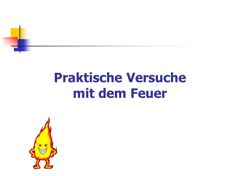 Eine von sieben Projektgruppen in der Projektwoche der Josef- Grundschule beschäftigte sich mit dem Thema: Feuer. Zwanzig Jungen und Mädchen aus den K