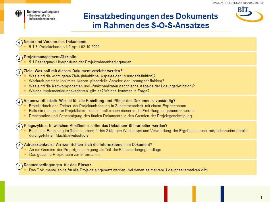 Projektcharta Kompetenzzentrum Großprojektmanagement (CC GroßPM) – Vorlage –