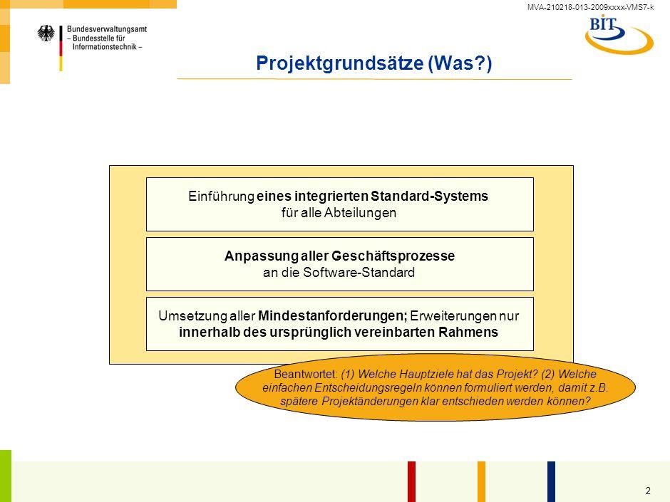MVA-210218-013-2009xxxx-VMS7-k 1 Einsatzbedingungen des Dokuments im Rahmen des S-O-S-Ansatzes Name und Version des Dokuments 5.1-2_Projektgrundsätze_