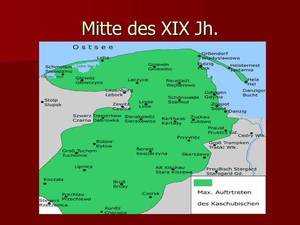 Mitte des XIX Jh.