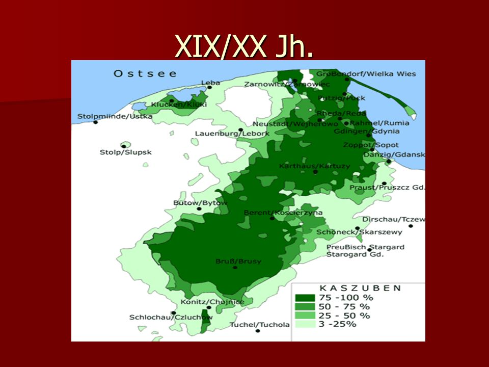 XIX/XX Jh.