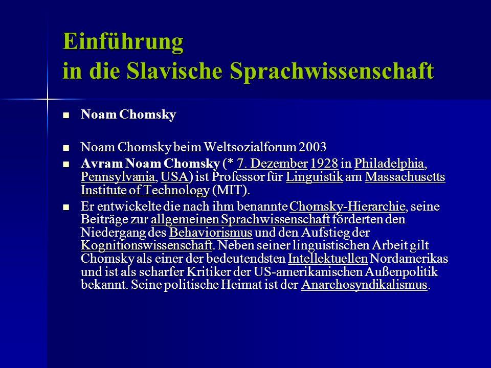 Noam Chomsky Noam Chomsky Noam Chomsky beim Weltsozialforum 2003 Noam Chomsky beim Weltsozialforum 2003 Avram Noam Chomsky (* 7. Dezember 1928 in Phil