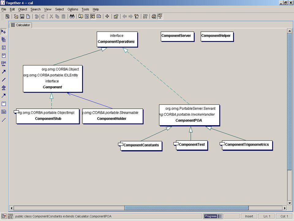 HASSO - PLATTNER - INSTITUT Demonstration Programmierung einer Komponente