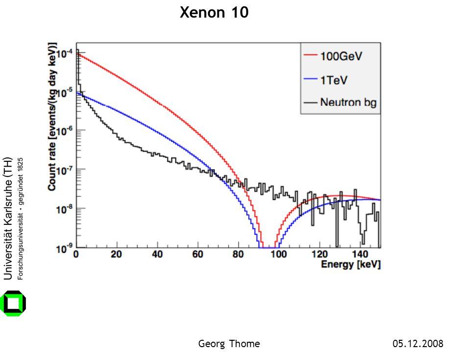 Xenon 10 Georg Thome05.12.2008