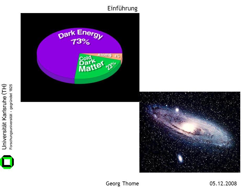 Einführung Georg Thome05.12.2008