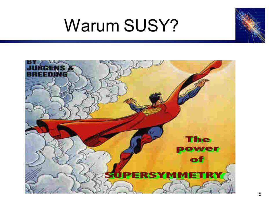 5 Warum SUSY?