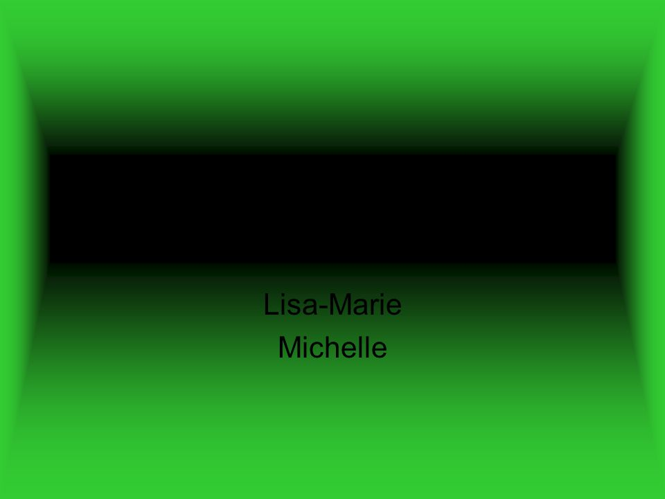 ABC Lisa-Marie Michelle ABC