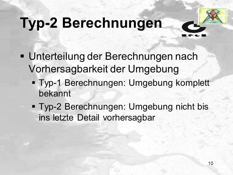 9 Ansatz Punkt 2 und 4 bekannt unter Stichwort Reflektierende Software (alter, bekannter Ansatz) Unterschied zwischen s.S.